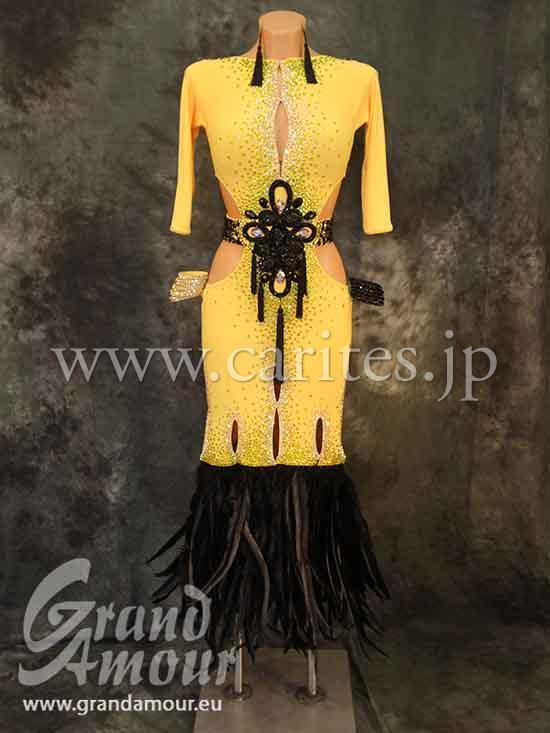 【SALE】GAL020・黄色&黒・11万9千円