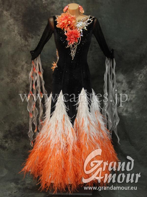 GAM047・黒&オレンジ