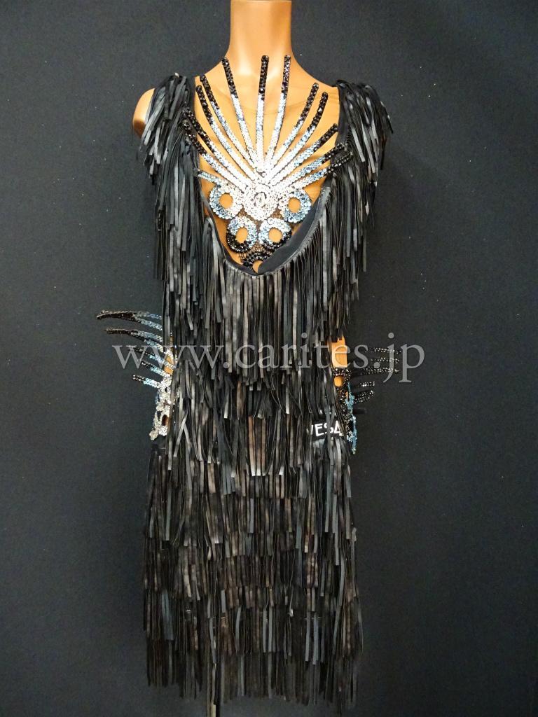 VESA050・黒&水色