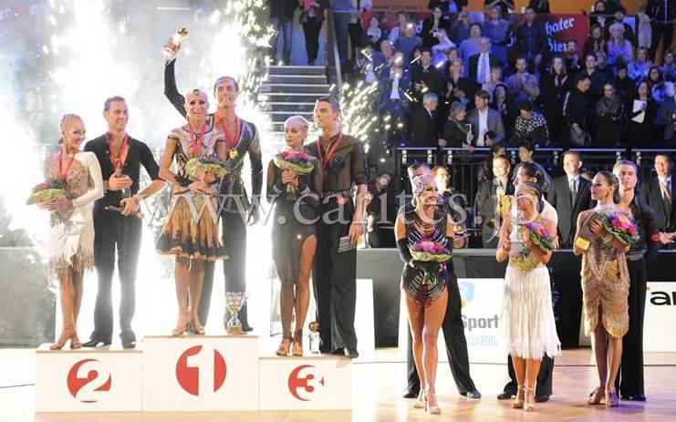 World Championship  in  Austriaラテン