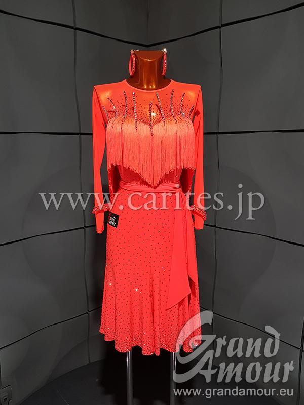 GAL195・【新品】タンゴフレアフレアスカート