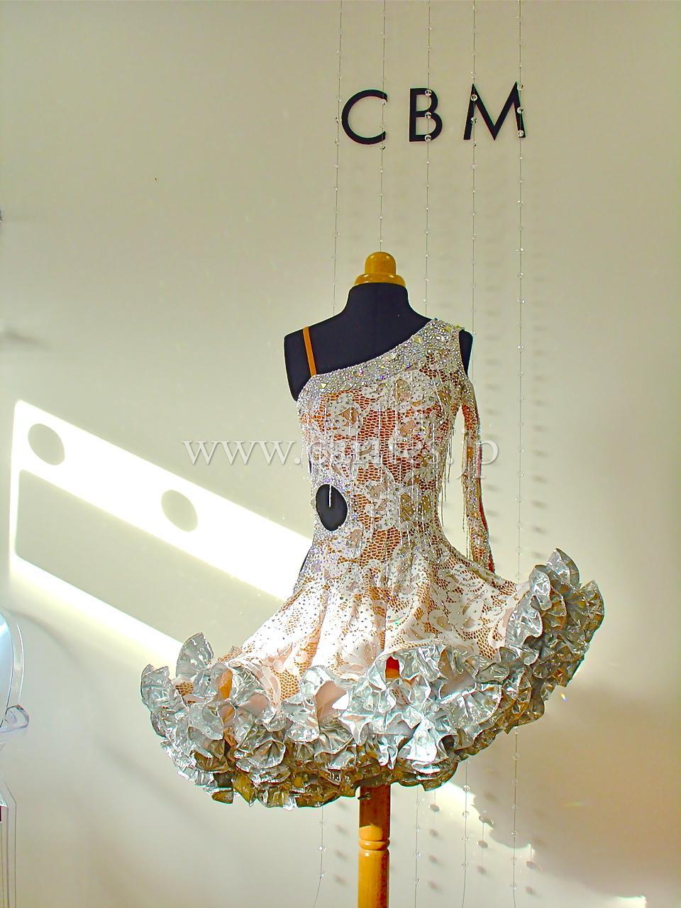 CBMオーダードレス・シルバー