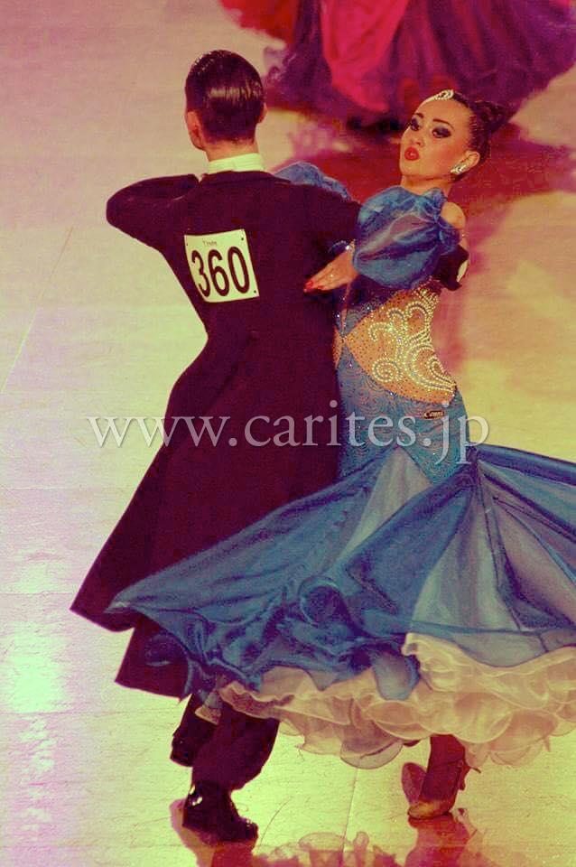 OT022・【Cenni Couture】青&スキンカラー
